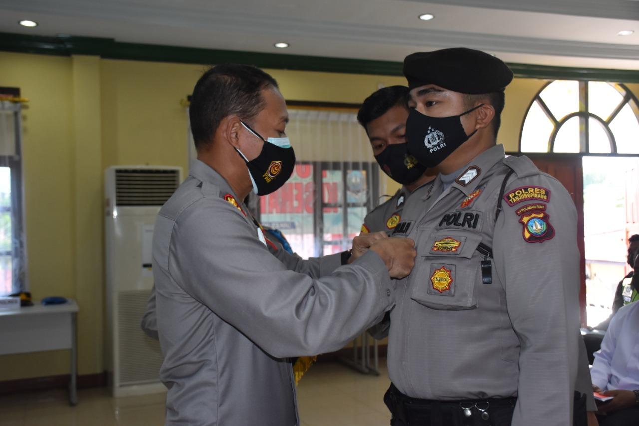 Kapolres Tanjungpinang Pimpin Operasi Pra Ketupat