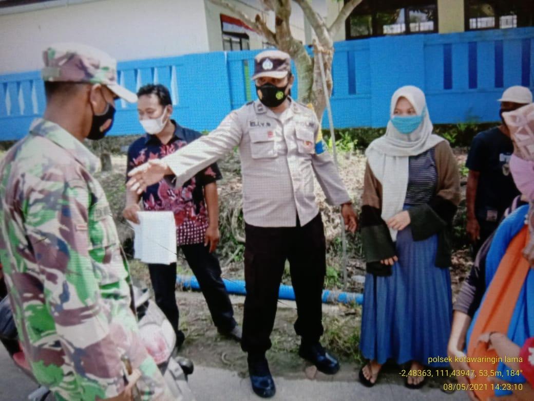 PPKM Desa Sakabulin Laksanakan Himbauan Kepada Masyarakat