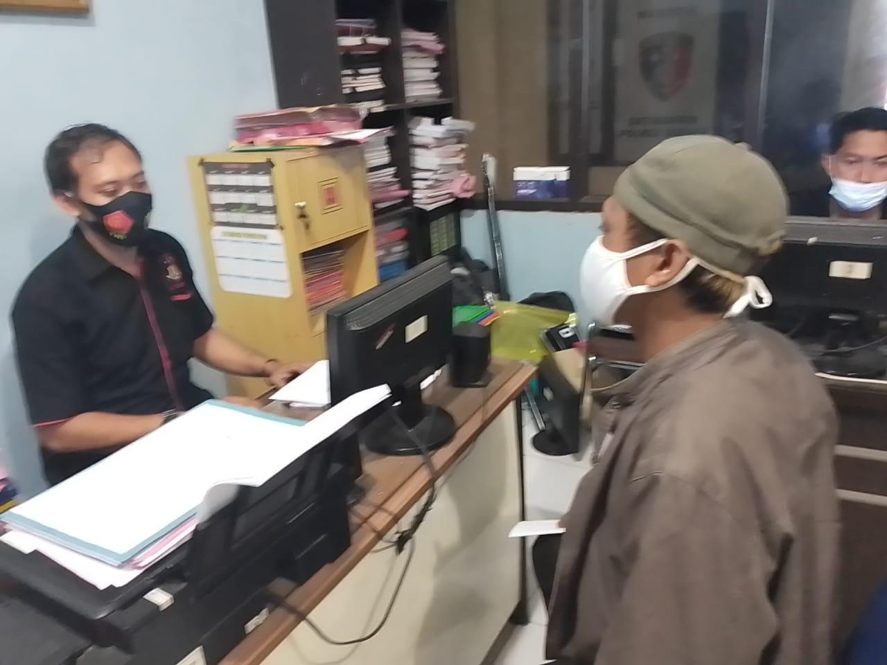 Diduga Lecehkan Profesi Wartawan Seorang Kaur Desa Di Polisikan