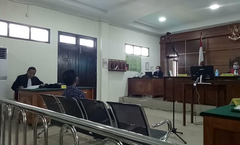 Wakil Ketua DPRD TEBO Dituntut 3 Tahun 4 Bulan Penjara dan Denda Satu Milyar Rupiah