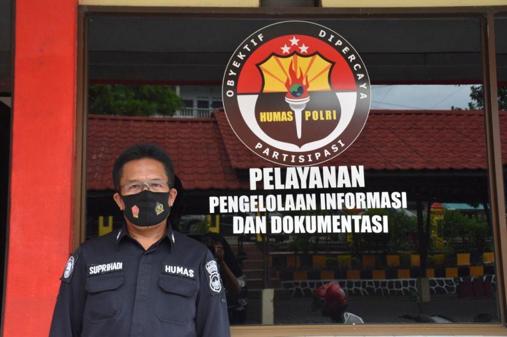 AKP Monang P Silalahi Jabat Kabag Ops Polres Bintan