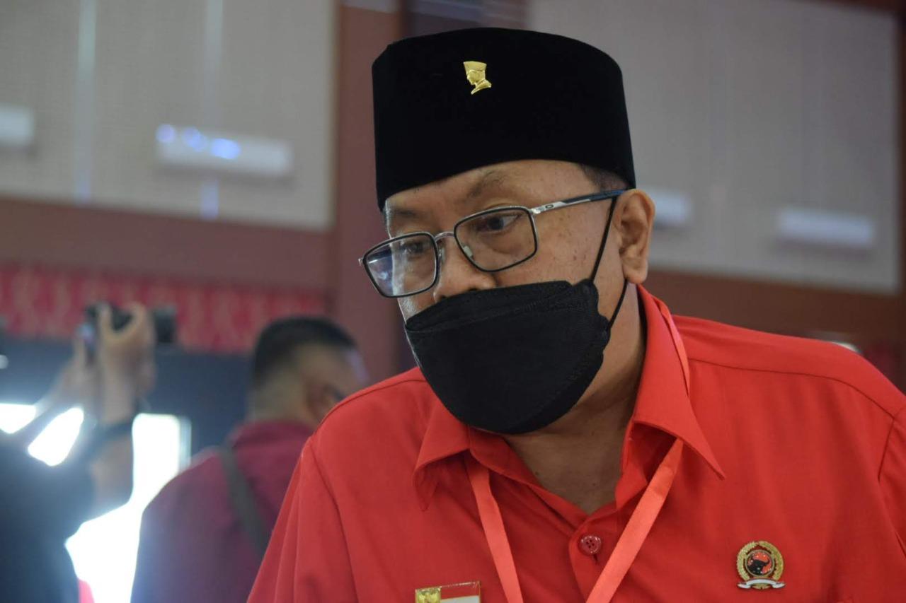 Hasil Rakerda Jatim Puan Maharani Capres 2024, Walikota Blitar Santoso Ucapkan Selamat Ajak Kader Tumbuhan Semangat Bung Karno