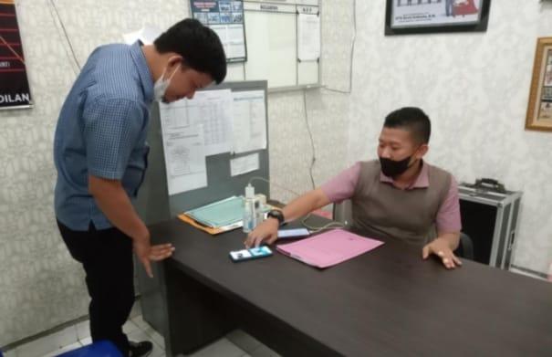 Selain Pelayanan SKCK Gratis Sat-Interlkam Polres Lampura Juga Berikan Doorprize Bagi 10 Pemohon Yang Lahir Tanggal 1 Juli