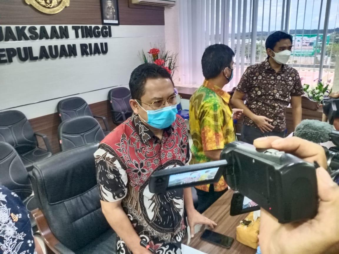 Oknum Pegawai Kejari Tanjungpinang dan Bintan Tertangkap Peras Kades