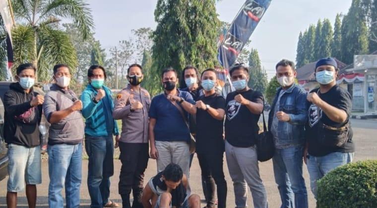 Tim Serigala Utara Polres Lampura Berhasil Meringkus DPO Kasus Pencurian Hewan Ternak