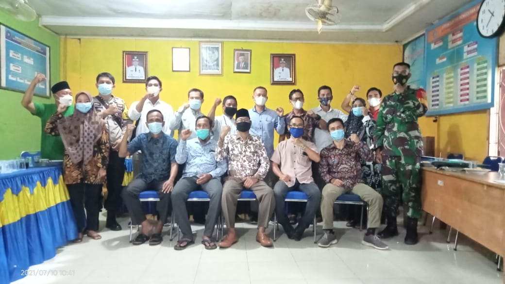 Lima Calon Kepala Desa Muara Singoan Resmi Ditetapkan