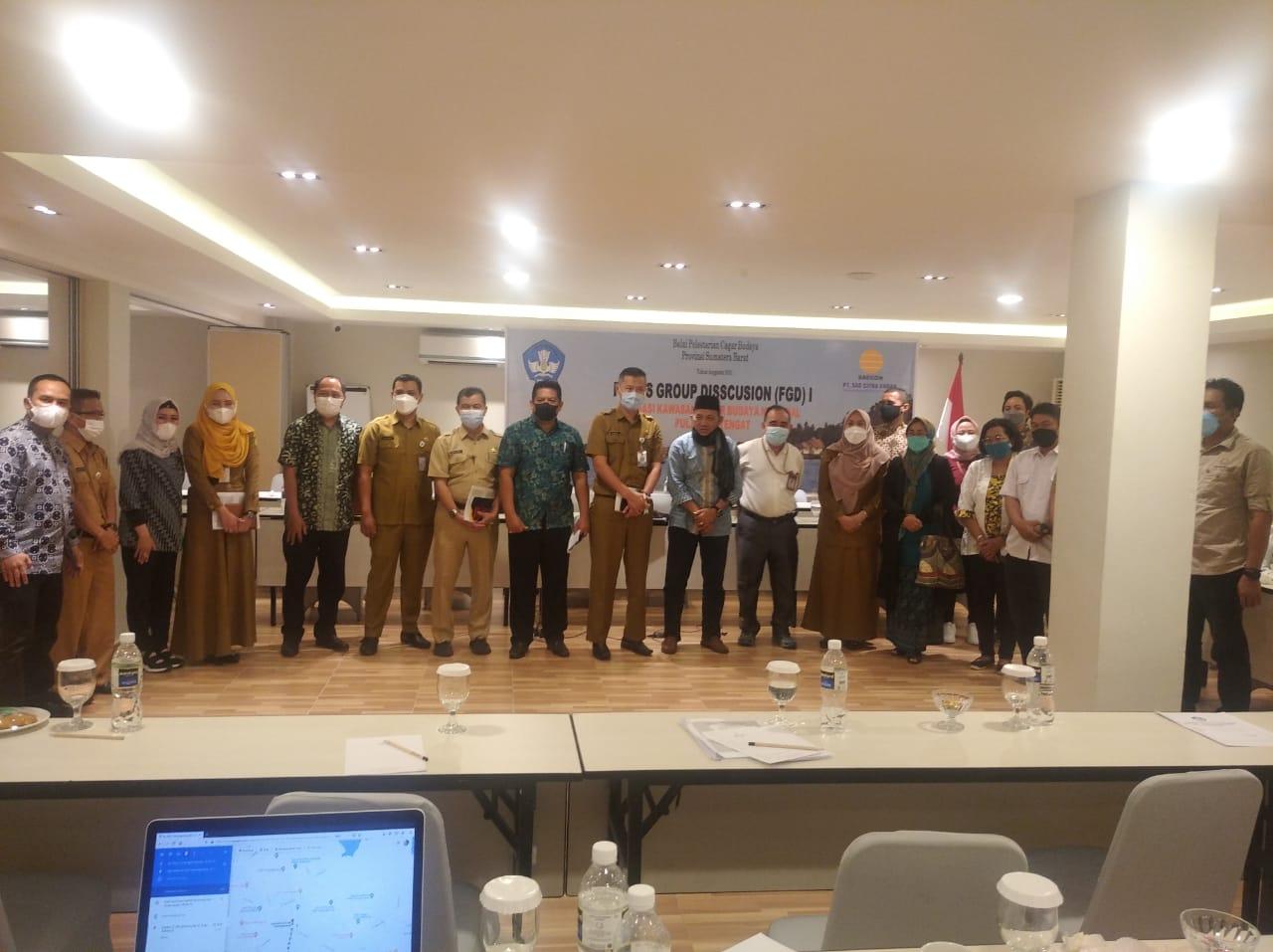 Pelestarian Pulau Penyengat, BPCB Harap Semua Stakeholder Punya Visi Yang Sama