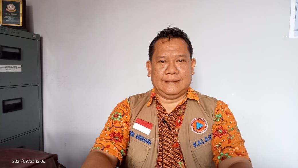 BPBD Batang Hari Antisipasi Gas Beracun pasca  kebakaran Sumur Minyak Ilegal Drilling